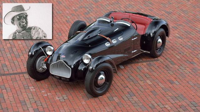 一台成就卡罗尔·谢尔比的英国跑车,他的最爱将在7月中旬拍卖