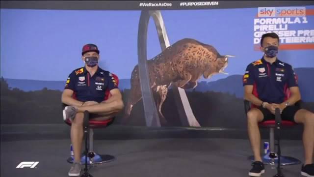 F1 | 周四车手赛前新闻发布会