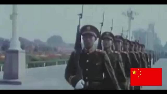 1984年阅兵式被称为中国史上最霸气的一届……