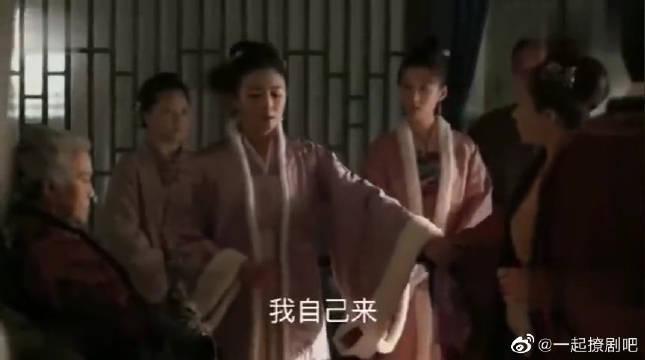 张含韵在《知否》中扮演的淑兰大家认出来了吗?