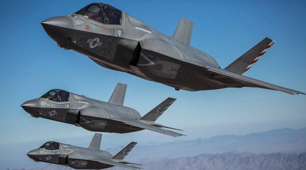 抢占北极优势,F-35A完成超低温飞行训练,俄罗斯战略压力大!