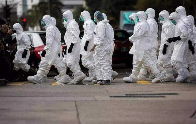 又一种不明肺炎在邻国爆发,已造成上千人死亡,致死率远高于新冠