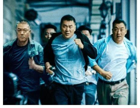 影版《三叉戟》:黄志忠姜武郭涛饰演老三位,邢佳栋惊喜加盟!