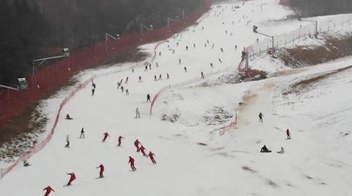 体育总局称年内原则上不办国际体育赛事:冬奥测试赛等重要赛事除