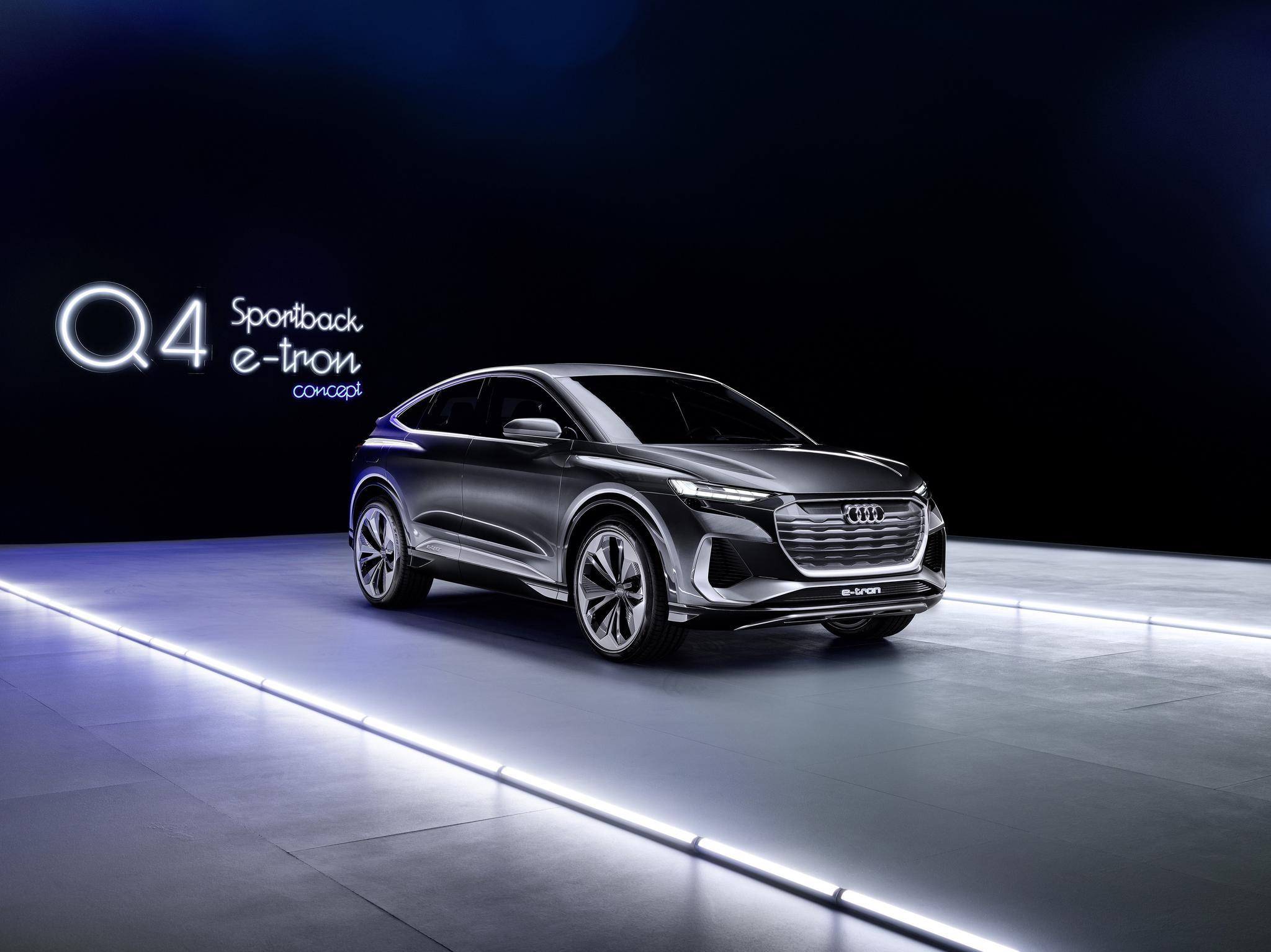 Q4 e-tron将成为奥迪家族第七款电动车?|新车