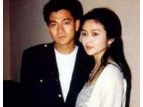 朱丽倩年轻时如此迷人,难怪刘德华如此宠爱她
