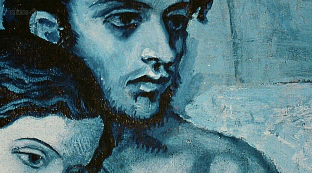 溯源毕加索的蓝色时代 The Root of Picassos Blue Period