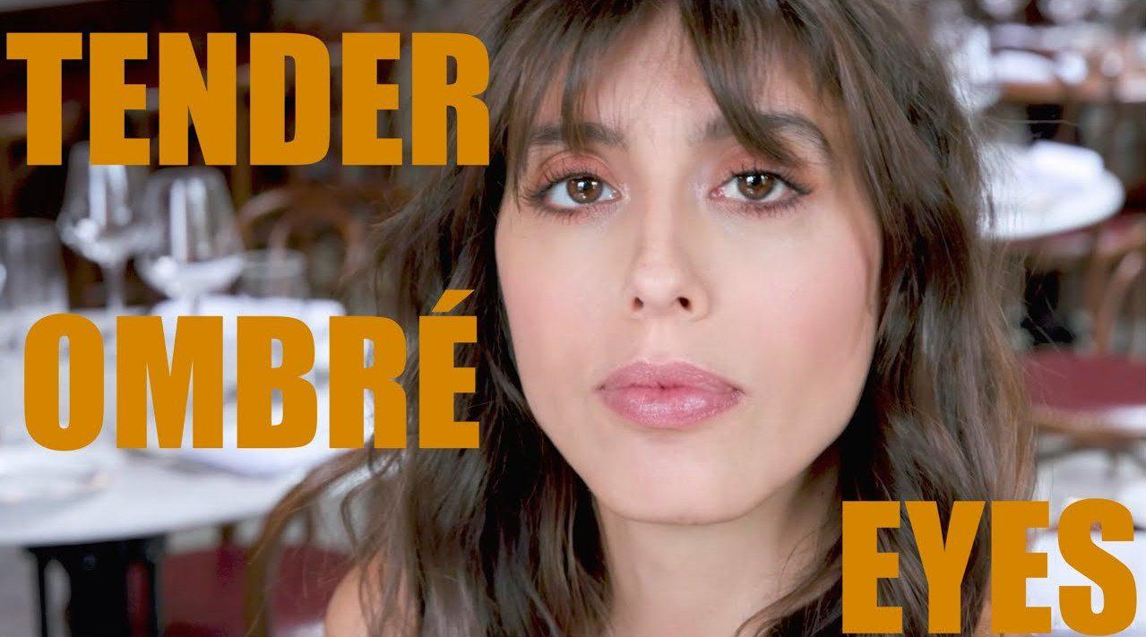 TENDER OMBRÉ EYES | 雅诗兰黛彩妆总监Violette温柔眼妆分享 用