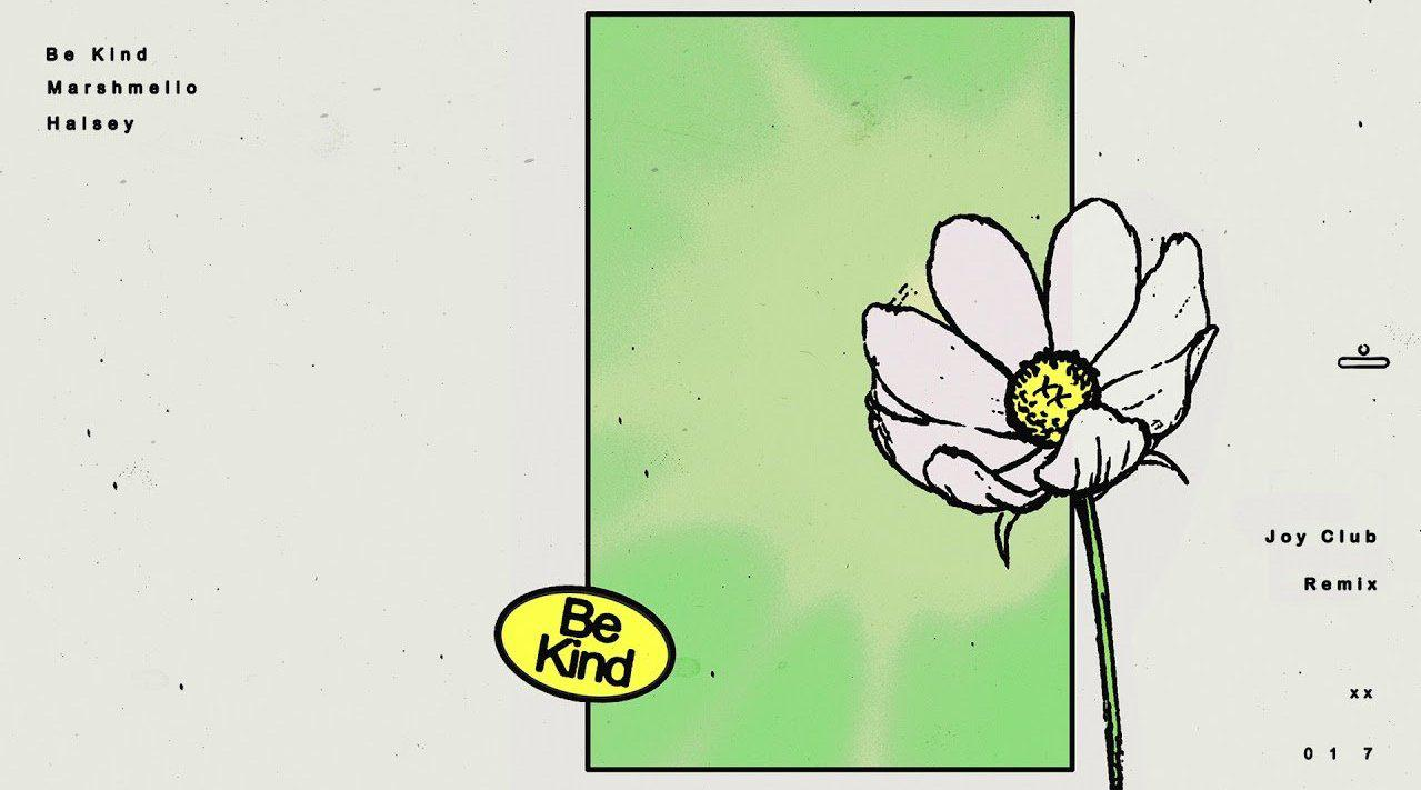 """老棉 联手 新单""""Be Kind"""" Joy Club混音版试听速递……"""