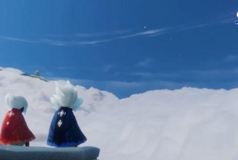 《光·遇》:翱翔晴空云海,邂逅陌路追梦人
