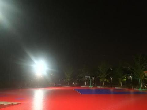 太仓笔记:天镜湖夜雨