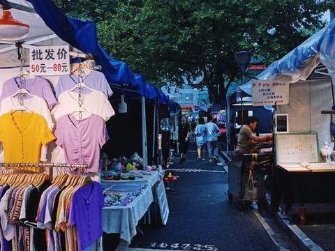 杭州资格最老的夜市,烟火36年,价格却已不再便宜