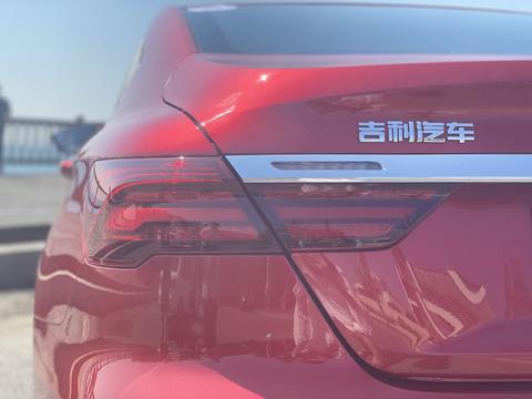 大连试驾吉利缤瑞 这款麋鹿测试中稳赢的车 真的那么好?