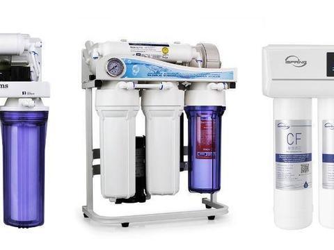 干货:反渗透净水器买回家,怎么判断它的过滤效果?