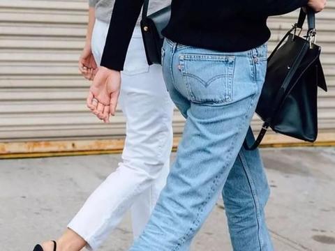 夏天穿牛仔裤,一定要搭配这3双鞋子,比小白鞋更百搭时髦