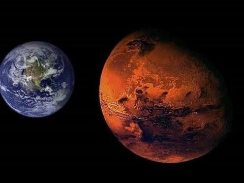 """将人送上火星为何如此困难?最大的""""拦路虎""""是它"""