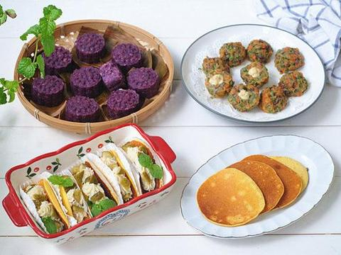 节日的仪式感!健康的食材,漂亮的餐具,做精致的美食,幸福