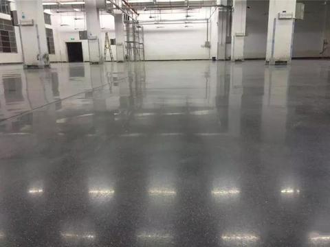 什么原理使混凝土密封固化剂提高地坪硬度