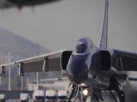 中国歼轰-7实弹演练,投掷制导炸弹画面罕见曝光「图」