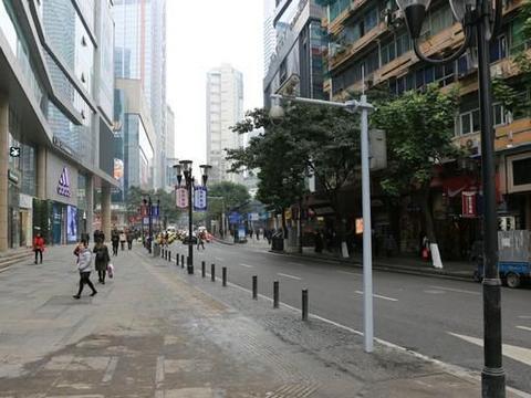 重庆记忆:中华路旁能仁寺,杨柳街上三教堂