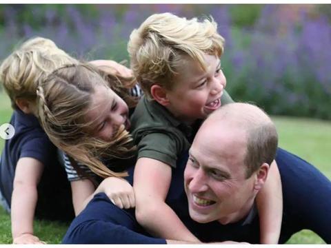 凯特透露3个孩子家庭生活,小乔治羡慕妹妹,做蜘蛛三明治太酷了