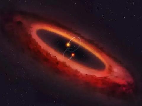 在恒星形成区,发现分离的双线食双星,距离我们才2500光年!