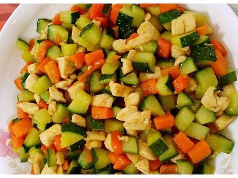 夏季诱人的家常菜,美味可口,营养均衡,让你瞬间胃口大开