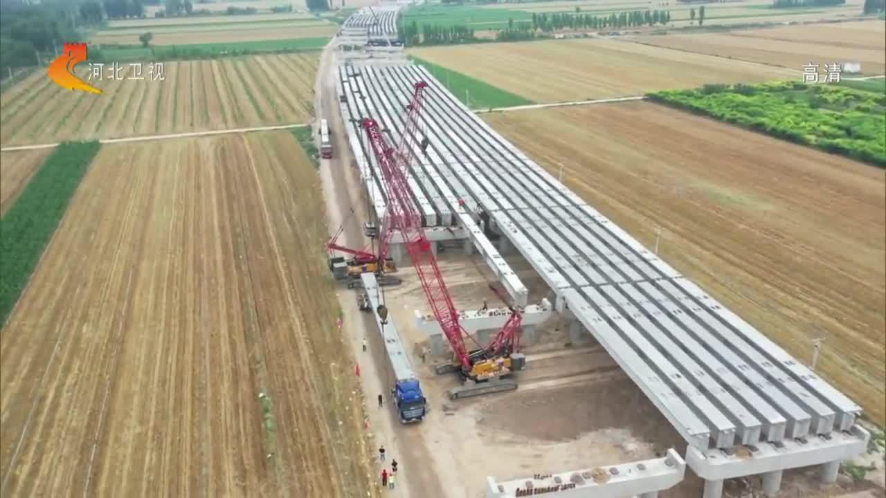 河北:上半年完成交通基础设施固定资产投资493亿元