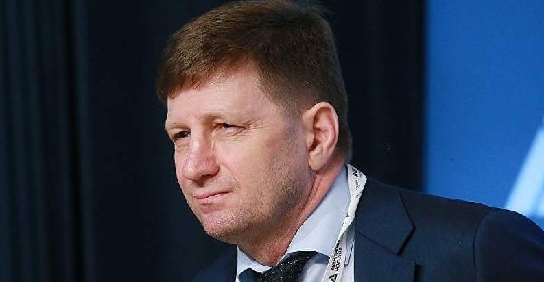 俄侦查委:凶杀案同伙作证指控,哈巴罗夫斯克边疆区行政长官