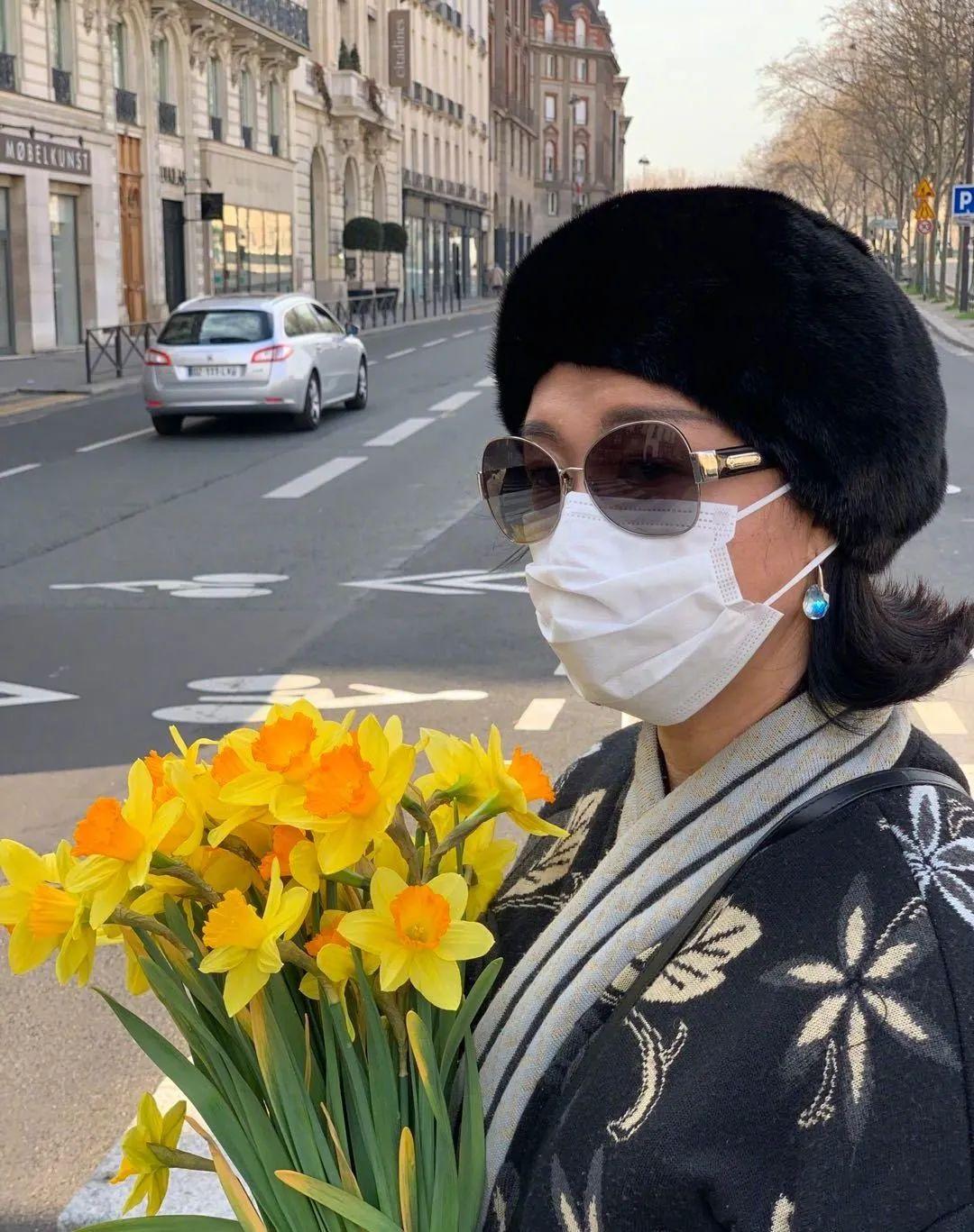 金星拒绝上《浪姐》?透露在法国注册电视台,继续做《金星秀》?