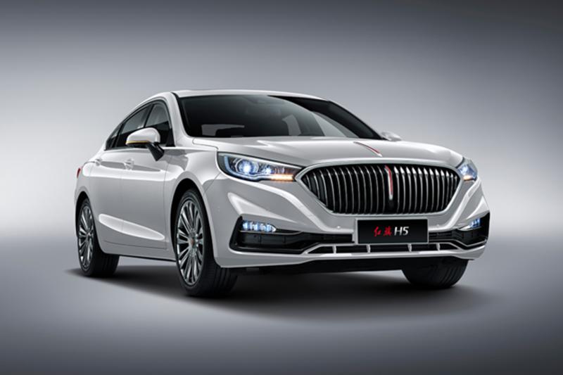 红旗新款H5今日正式上市新增48V轻混系统