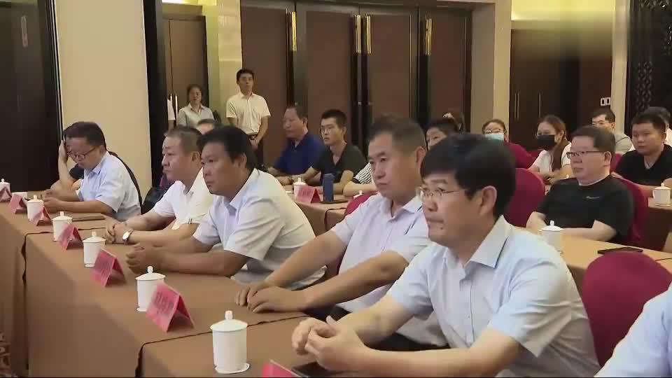 58秒丨潍坊青州市与沈阳新松机器人自动化股份有限公司签署战略合作协议