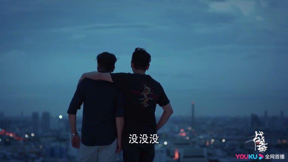 黄宗泽和吴卓羲相爱相杀的一天呢!黄宗泽嘴炮十级认证!