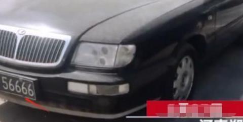 """郑州这4辆""""僵尸车""""厉害了,车牌价值1000多万,网友:太可惜了"""