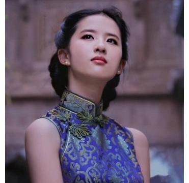 女明星旗袍大赏,杨幂、刘亦菲各具特色,你更心水谁?