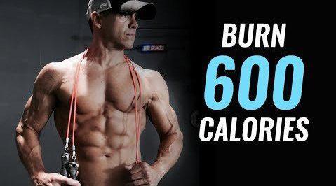 如何通过跳绳燃烧大约600卡路里