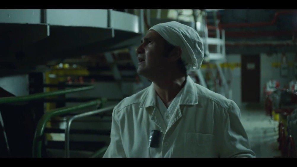 用《半衰期》的音效配上《切尔诺贝利》的画面是怎样的效果