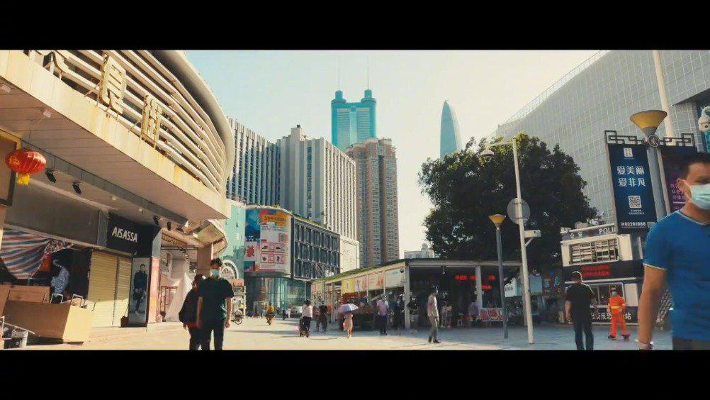 《人在东门》系列微视频——港人深漂