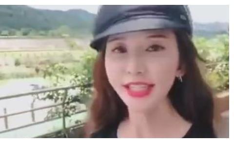 林志玲婚后罕露面,嗲声嗲气飞吻送祝福,意外撞脸网红神颜不再?