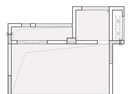 张峰源作品:120㎡四居室,美式轻奢灰,精致、优雅、简洁、大气