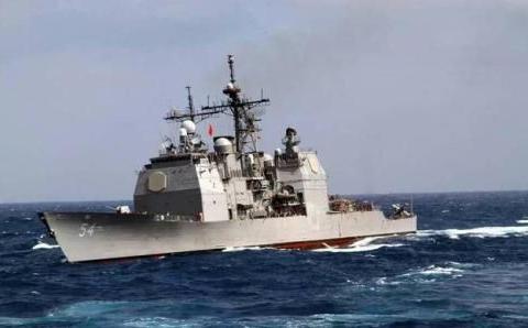 千枚反舰导弹攻击:难摧毁5支航母编队,宙斯盾防空反导密不透风