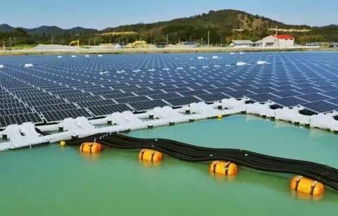 东南亚地区浮式光伏项目装机量迅速增长