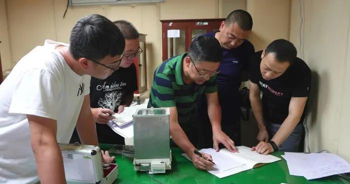 省市场监管局在天水开展注册计量师增项考试工作