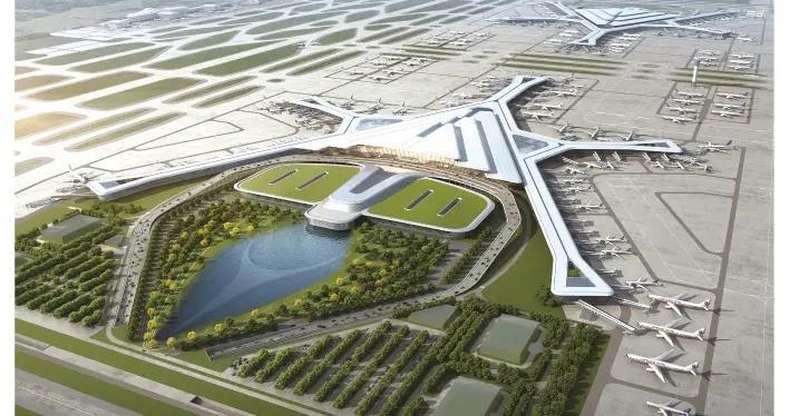 T3航站楼和站坪有望今年10月开工建设