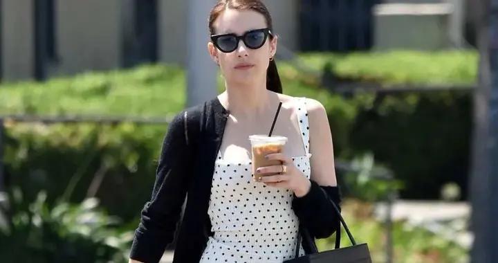 种草鹅 Emma Roberts爱不释手的包包,都什么牌子的?