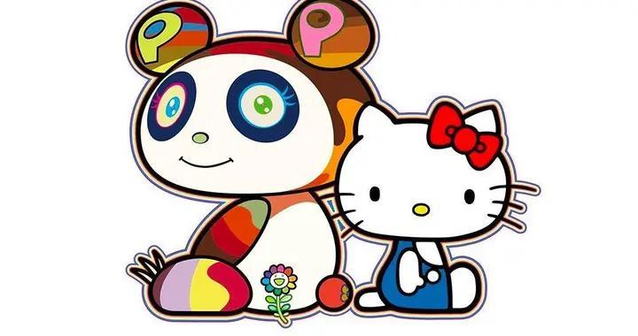 村上隆 x Hello Kitty 最新联名企划率先公开