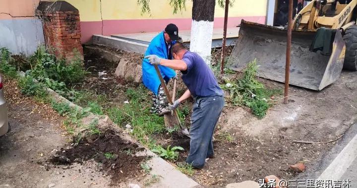 蛟河市长安街道多措并举开展防汛工作