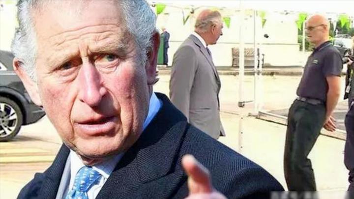 查尔斯王子吓坏了!与超市员工交谈甚欢 结果对方太激动晕倒在地