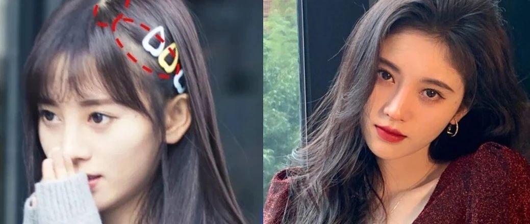 发量王者鞠婧祎在线教你换头!2.5亿脱发少女有救了!