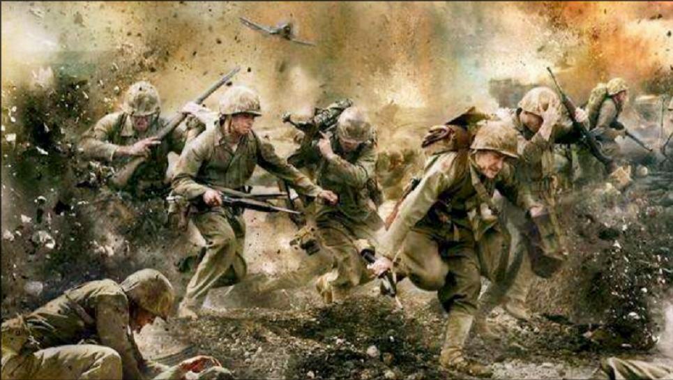 太平洋战役日军有多惨?竟出现人吃人灾难|经典人文地理0527